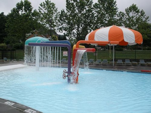 Custom Kiddie Pool
