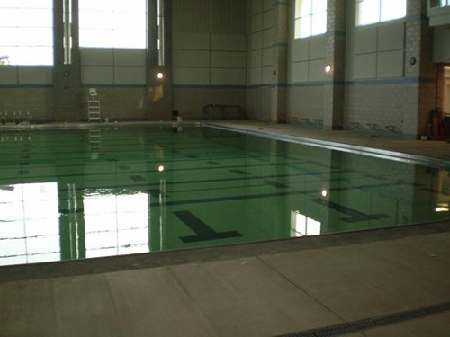 Indoor Commercial Lap Pool
