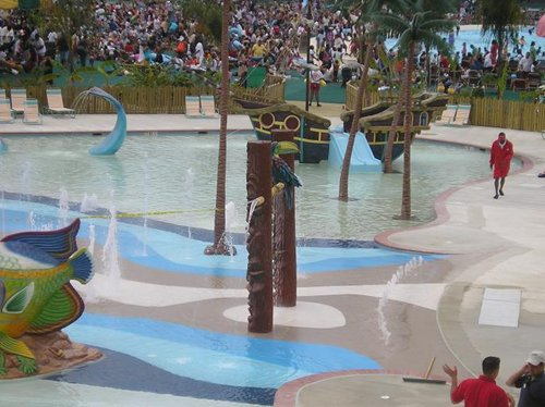 Custom Built Commercial Water Park