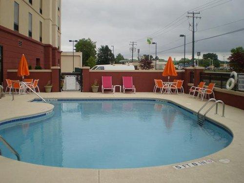 Custom shape commercial pool