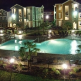 Outdoor commercial pools