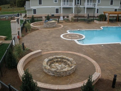 Custom Decking and Features
