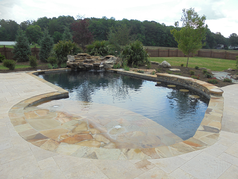 Custom Inground Pool (14)