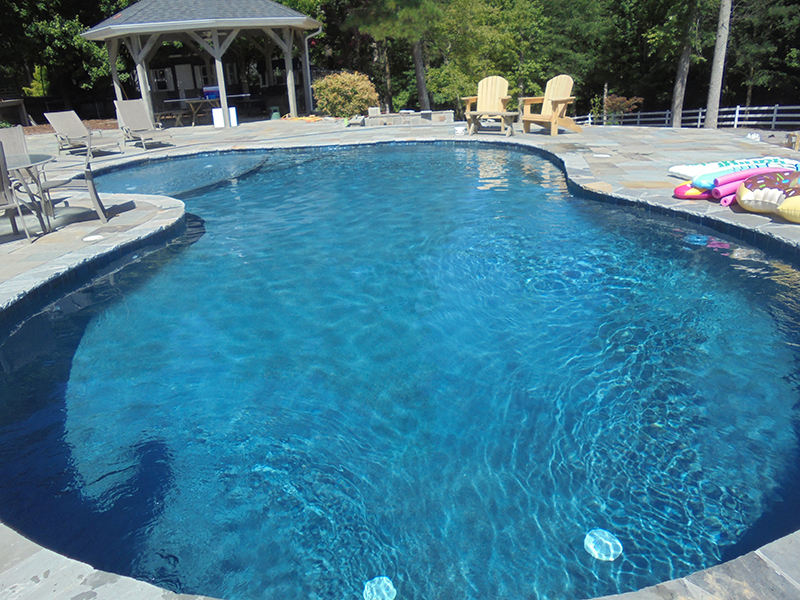 In-ground pools to fit your needs