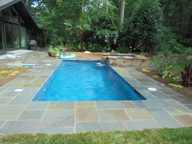 Custom Inground Pool (35)