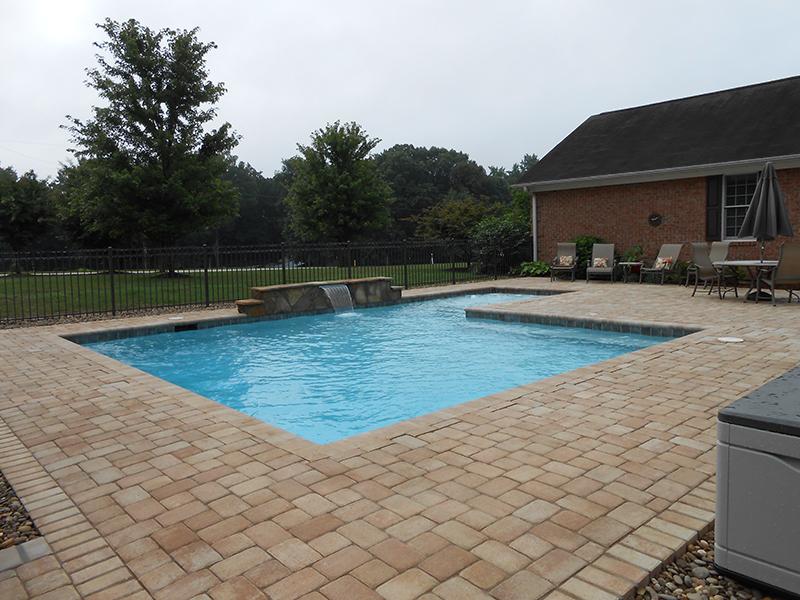 Custom Inground Pool (39)