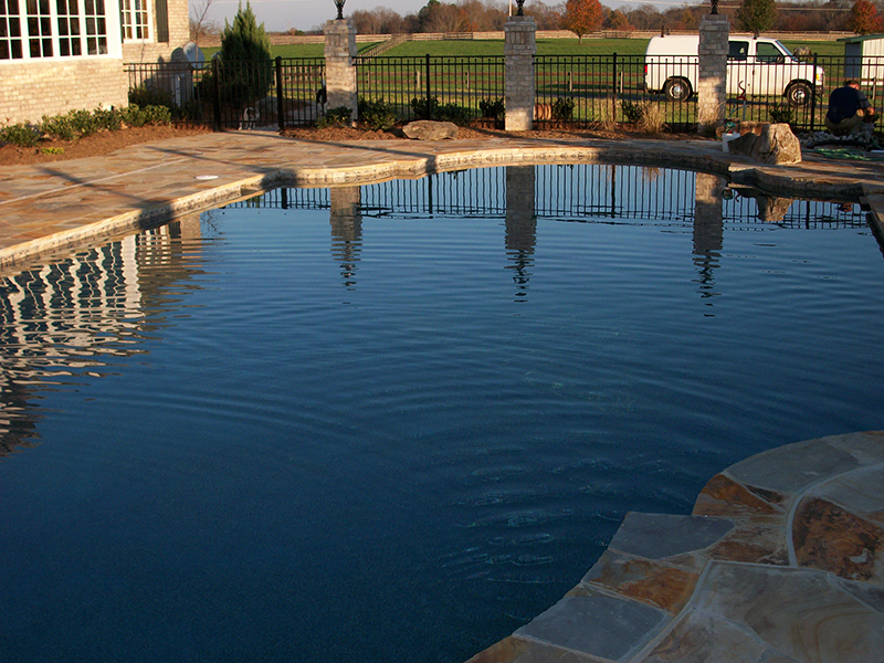 Custom Inground Pool (45)