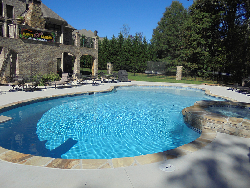 Pools designed to fit your home