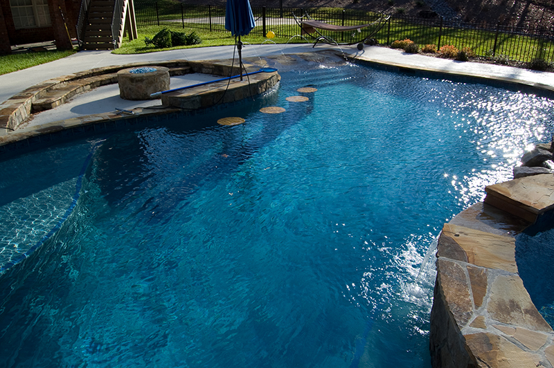 Custom Inground Pool (68)