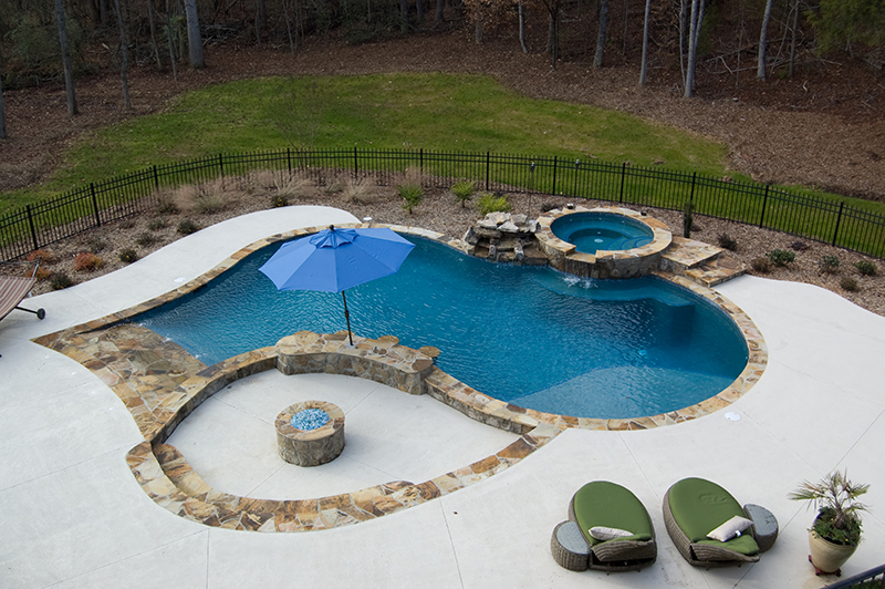 Custom Inground Pool (70)