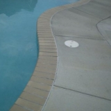 Custom Pool Edging