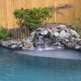 Waterfall renovation
