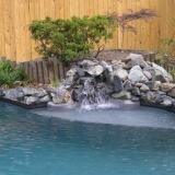 Waterfall renovation