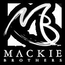 MB Mackie Brothers Logo